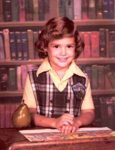 Mi foto oficial del primer grado