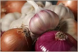 Los alimentos que saben y huelen fuerte suelen alterar nuestros olores corporales. Ph. Shutterstock