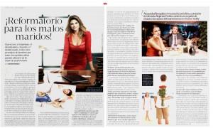 01-04-2015 Escuela de maridos Revista Al¢ Colombia