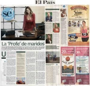 05-04-2015 Escuela para maridos El Pa°s (2 pages) Colombia