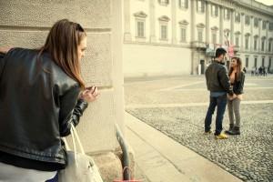 Juntos, en pareja, deben definir qué es lo que consideran infidelidad. Ph. Shutterstock